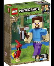 LEGO Minecraft BigFig Steve papagoiga