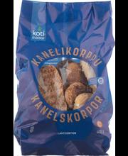 Kotimaista kaneelikuivikud 400 g, laktoosivabad