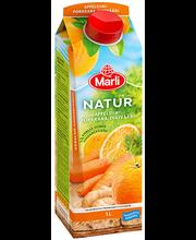 Marli Natur apelsini-porgandi-ingveri täismahl 1L