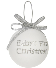Jõuluehe Baby Xmas 65 mm, valge