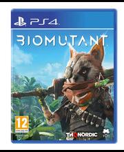 PS4 mäng Biomutant