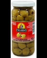Rohelised oliivid kivideta 240/110 g