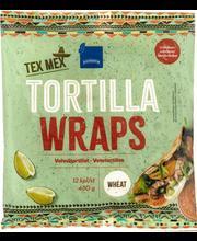 Tex Mex Tortilla Wrapid 480 g 12 tk.
