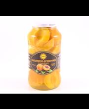 Minu poolitatud aprikoosid siirupis, 660 g