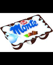 Monte šokolaadi-pähkli piimadessert, 55 g