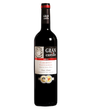 Gran castillo cabernet sauvignon 750 ML kaitstud päritolunimetusega vein