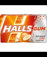 Halls Citrus närmiskummid 18 g