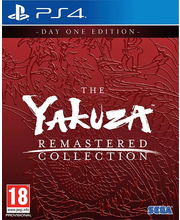 PS4 mäng The Yakuza - Remastered Collection