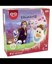 Jäätis Disney Frozen 6x60ml