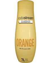 Siirup Orange 440 ml Sodastream