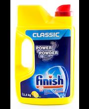 Finish Classic Powder Lemon nõudepesumasina pulber 2,5 kg