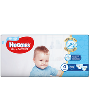 Huggies mähkmed Ultra Comfort 4 Boy, 8-14kg, 100 tk