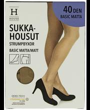 Naiste sukkpüksid Matta 40 den natural 44-48