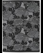 Köögirätik Annukka 50x70 cm, 2 tk must/valge