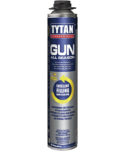 Polüuretaanvaht Tytan O2 GUN All Season Ergo 750 ml