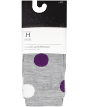 Laste sukkpüksid merino, hall 134-140