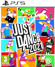 PS5 mäng Just Dance 2021