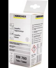 Tekstiilipesuri pesuvahenditabletid Kärcher RM 760