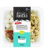 Mozzarella-pastasalat 260 g
