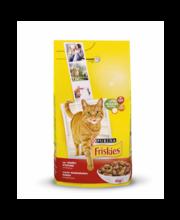 Kuivtoit kassidele veise-, kanaliha ja maksaga 4 kg