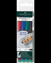 Marker Faber Castelli 0,6m 4 tk