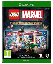 Xbox One mäng LEGO Marvel Collection