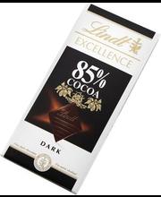 Lindt Excellence Dark 85% kakaosisaldusega tume šokolaad 100 g