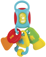 Beebi mänguasi ``Võtmed``  hel