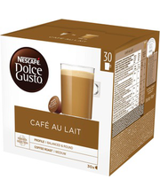 Kohvikapslid Nescafe Dolce Gusto Cafe Au Lait 300 g/30 tk