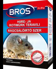 Bros hiire- ja rotimürk teravili 120 g
