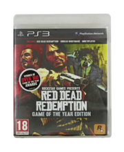 PS3 mäng Red Dead Redemption Game of the Year Essentials