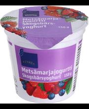 Metsamarjajogurt, 150 g