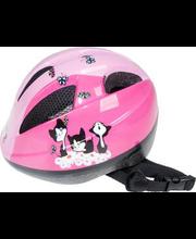 Laste jalgrattakiiver 46-52 , roosa