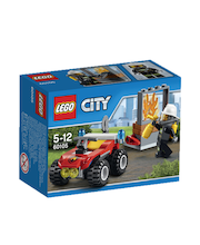 Lego City Tuletõrje ATV 60105