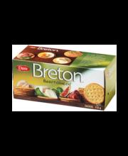 Breton võileivaküpsised basiiliku&oliivi õliga 122 g