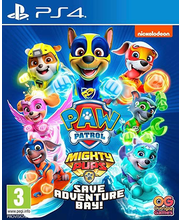PS4 mäng Paw Patrol - Mighty Pups