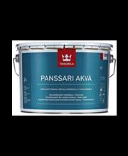 Akrülaat plekk-katusevärv PANSSARI AKVA C 9 l
