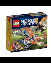 Lego Nexo Knights Knightoni lahingukahur 70310