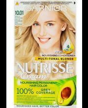 Juuksevärv Nutrisse 10.01 Extra Light Pearl Blond