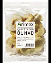 Arimex kuivatatud õunarõngad 200 g