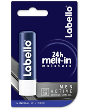 Huulepalsam Labello Active For Men 5,5 ml
