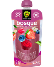 Bosque maasika-vaarika-peedi-mustika smuuti 210g