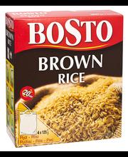 Pruun riis 4 x 125 g