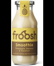 Froosh ananassi-banaani-kookosesmuuti 250ml