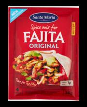 Santa Maria Tex Mex maitseainesegu Fajita Original, 28 g
