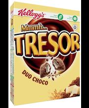 Kellogg's Tresor duo choco täidisega padjakesed, 375g