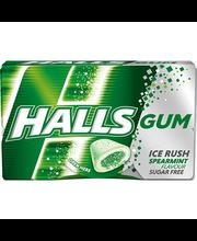 Halls Spearmint närmiskummid 18 g