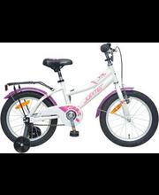 "Laste jalgratas 16"" Sweetie, valge"