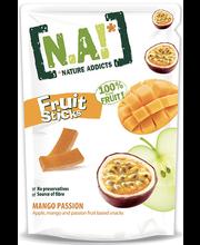 N.A! Nature Addicts Fruit Sticks mangosnäkid 35 g