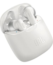Nööpkõrvaklapid Tune 220TWS BT, valge